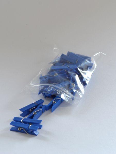 LDPE-Druckverschlussbeutel 400 x 500 mm, 50 µ