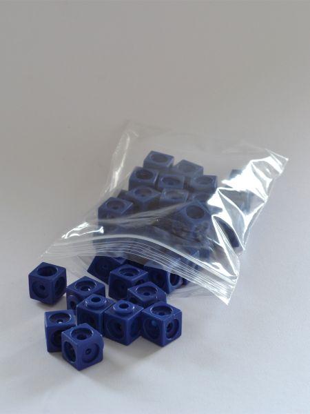 LDPE-Druckverschlussbeutel 120 x 170 mm, 50 µ