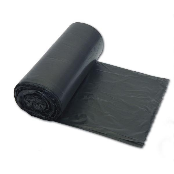 HDPE-Müllbeutel 500 x 580 mm, 5 µ, 30 l, grau